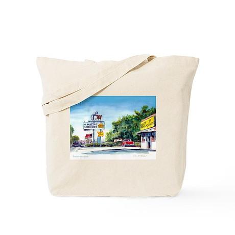 Vista Washer Lady, Vista Aven Tote Bag