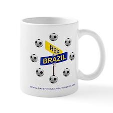REP BRAZIL SOCCER 1 Mug