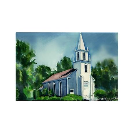 Christ's Chapel, BSU Rectangle Magnet (10 pack)