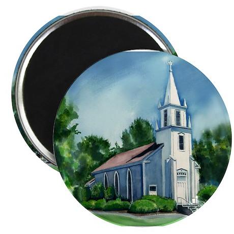 "Christ's Chapel, BSU 2.25"" Magnet (10 pack)"