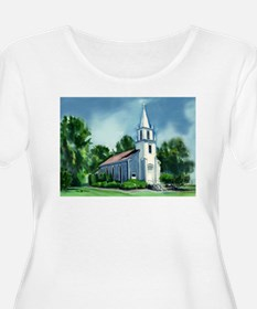 Christ's Chapel, BSU T-Shirt