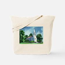 Christ's Chapel, BSU Tote Bag