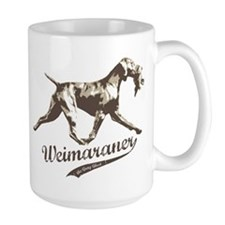Weimaraner the Gray Ghost - Mug