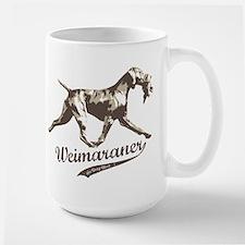 Weimaraner the Gray Ghost - Mug