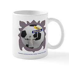 REP BRAZIL SOCCER Mug