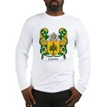 Caceres Family Crest Long Sleeve T-Shirt