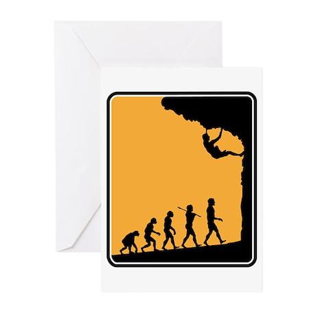 Rock Climber Greeting Cards (Pk of 20)