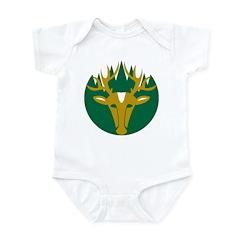 Deer Infant Bodysuit