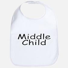 Middle Child Bib