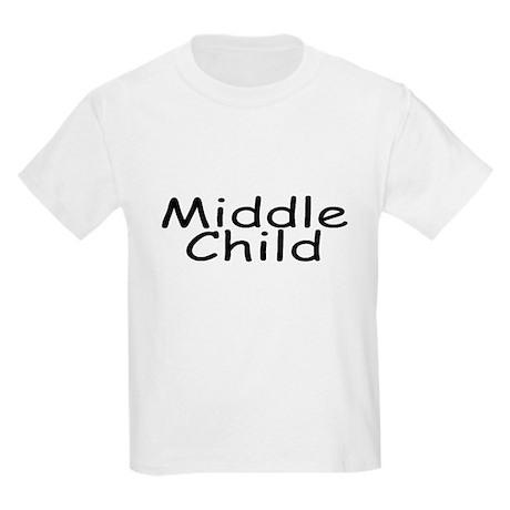 Middle Child Kids Light T-Shirt