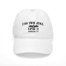 USS IWO JIMA Baseball Cap