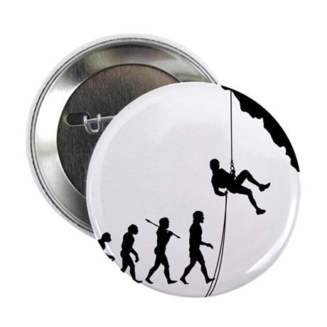 "Rock Climber 2.25"" Button (10 pack)"