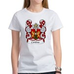 Cardoso Family Crest Women's T-Shirt