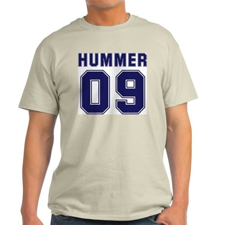 Hummer 09 Light T-Shirt