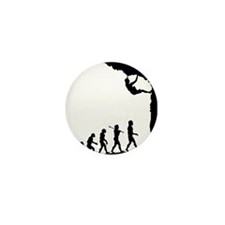 Rock Climber Mini Button (10 pack)