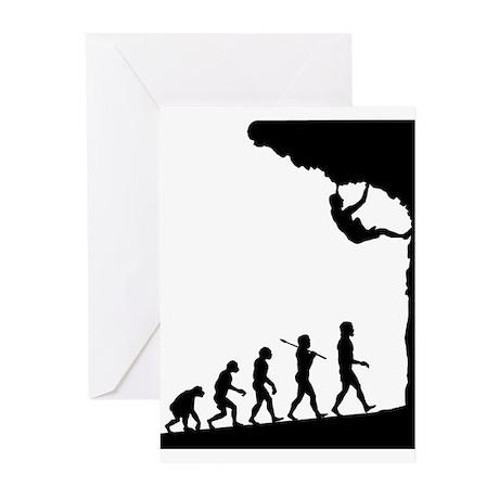 Rock Climber Greeting Cards (Pk of 10)