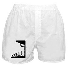 Rock Climber Boxer Shorts