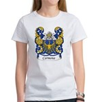 Carmona Family Crest Women's T-Shirt