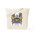 Carmona Family Crest Tote Bag