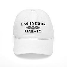 USS INCHON Baseball Cap