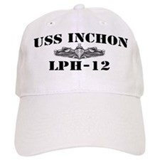 USS INCHON Cap