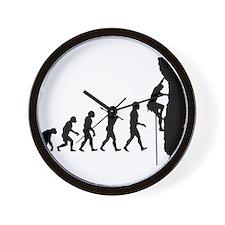 RockClimber06 Wall Clock