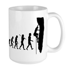 RockClimber06 Mug