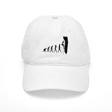 RockClimber06 Baseball Cap
