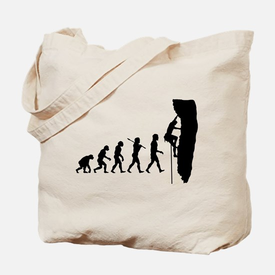 RockClimber06 Tote Bag