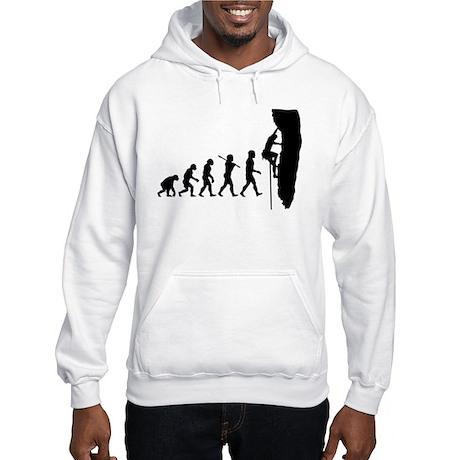 RockClimber06 Hooded Sweatshirt