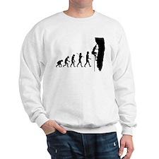 RockClimber06 Sweatshirt
