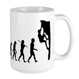 Climbing Coffee Mugs