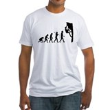 Climbing Fitted Light T-Shirts