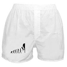 Rock Climber Boxer Shorts