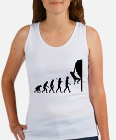 Rock Climber Women's Tank Top