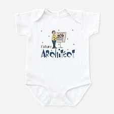 Future Architect Baby Toddler Infant Bodysuit