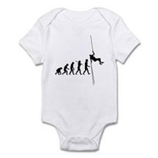 Rock Climber Infant Bodysuit