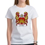 Carrilho Family Crest Women's T-Shirt