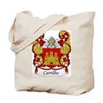 Carrilho Family Crest Tote Bag