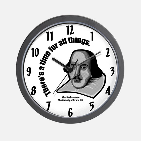 Time for All Things Wall Clock