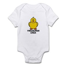Treasurer Chick Infant Bodysuit