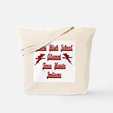 Wiley High School Alumni Clas Tote Bag