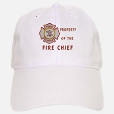 Fire Chief Property Baseball Baseball Cap