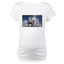 Unique W.w.j.d. Shirt