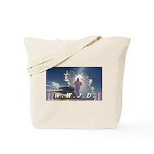 Unique W.w.j.d. Tote Bag