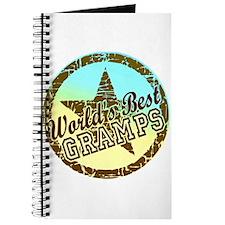 Worlds Best Gramps Journal