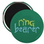 "Ring Bearer 2.25"" Magnet (10 pack)"