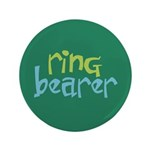 "Ring Bearer 3.5"" Button (100 pack)"