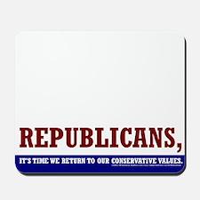Republican - Mousepad