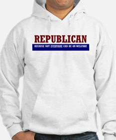 Republican - Jumper Hoody